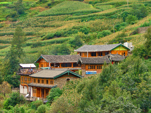 tiger leaping gorge hotel china